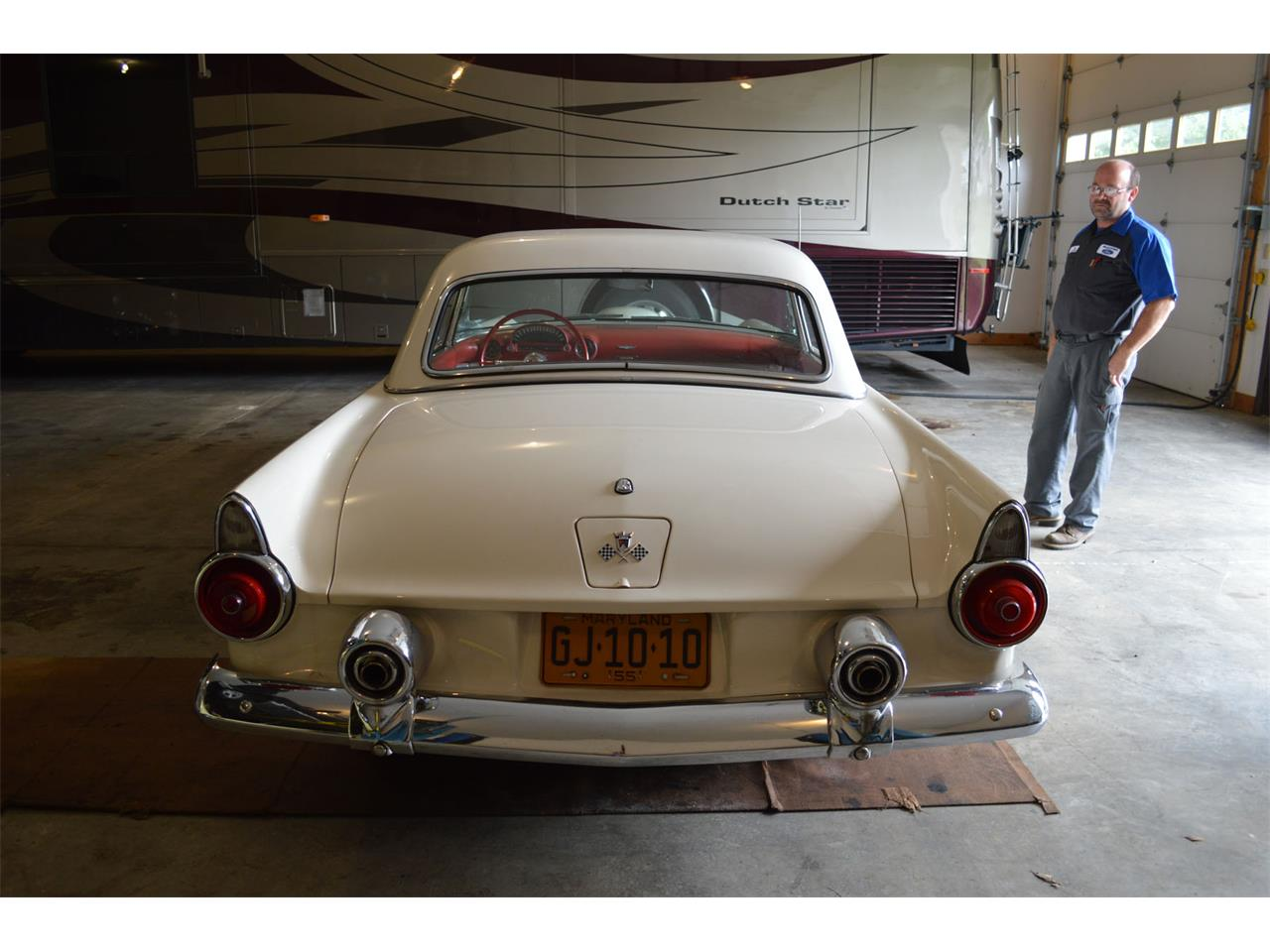 Large Picture of '55 Thunderbird - MF9R