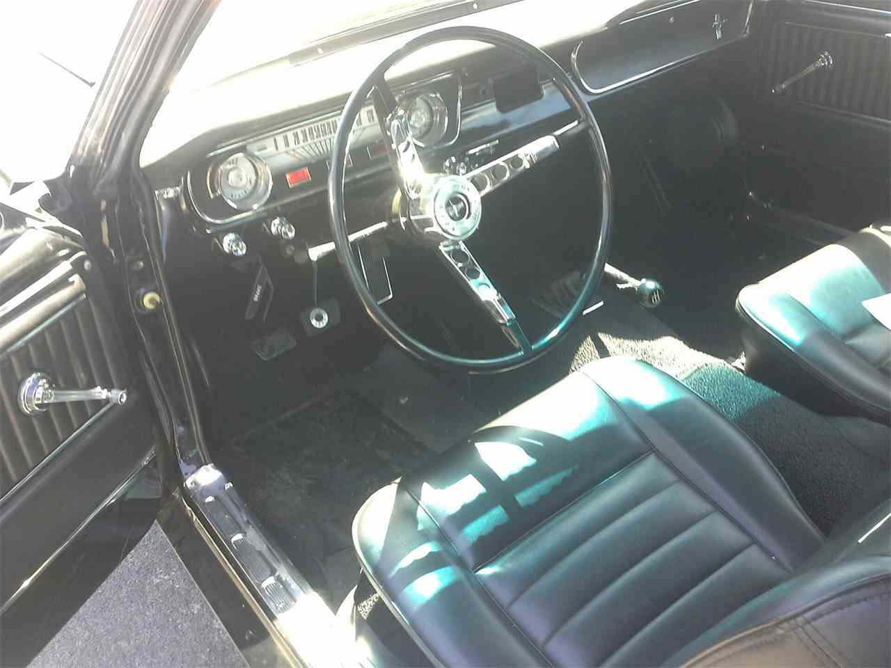 Large Picture of '65 Mustang - MF9S