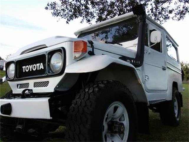 Picture of 1978 Toyota FJ Cruiser - $25,000.00 - MF9V