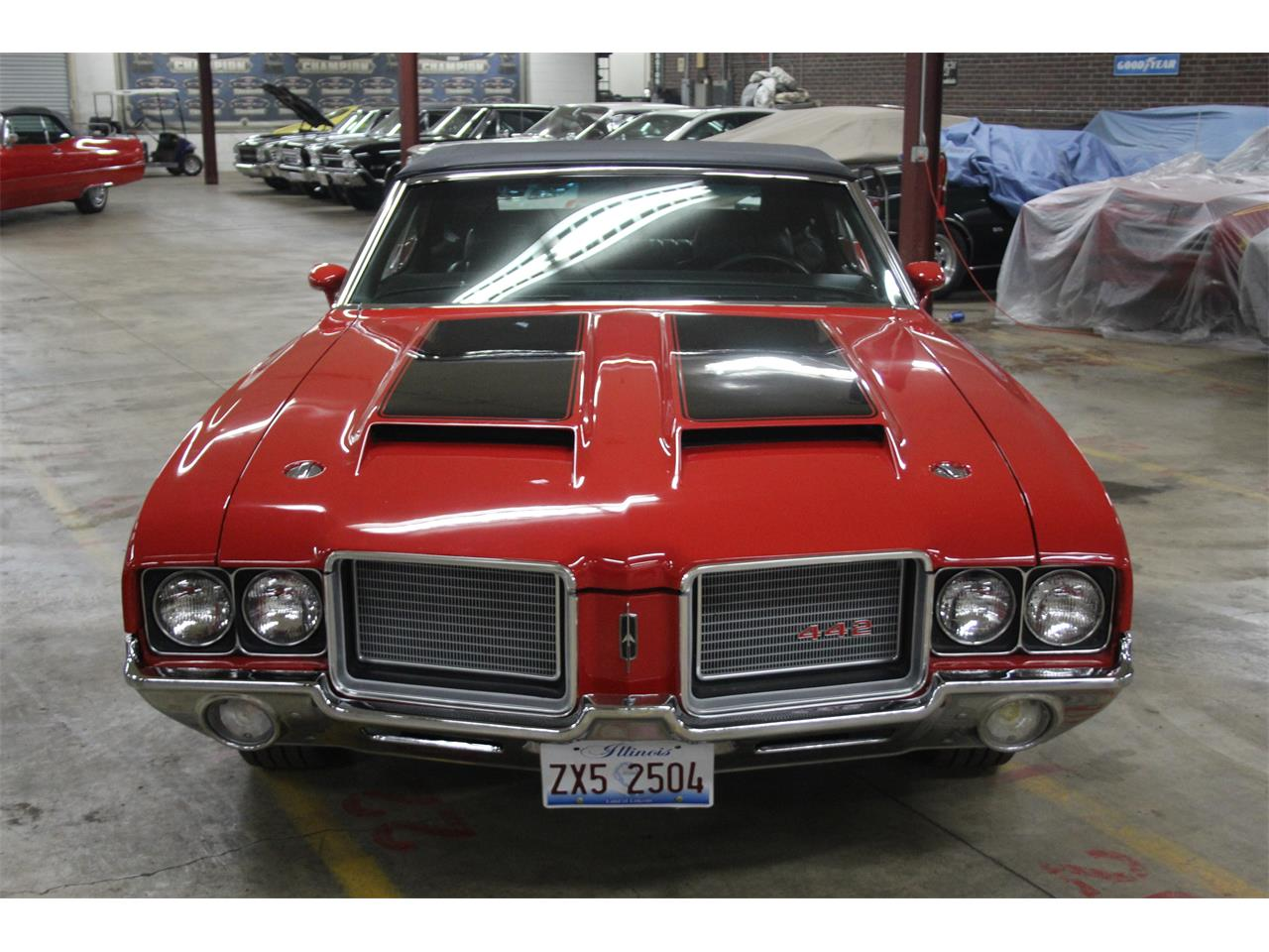 Large Picture of '72 Cutlass - MF9Y