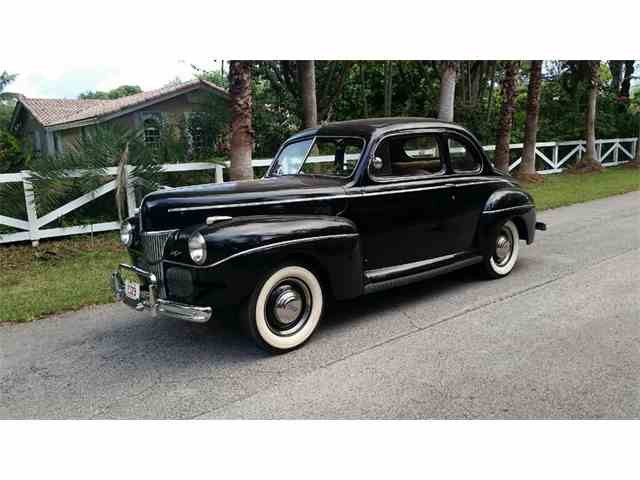Picture of Classic 1941 Ford Super Deluxe located in Florida - MFA9
