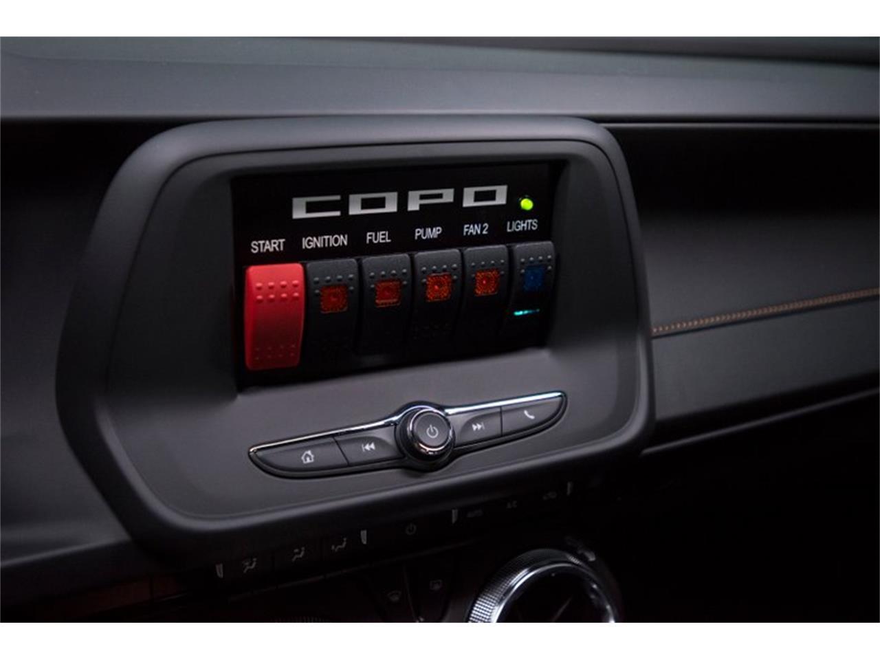 Large Picture of '16 Camaro COPO - MFAR