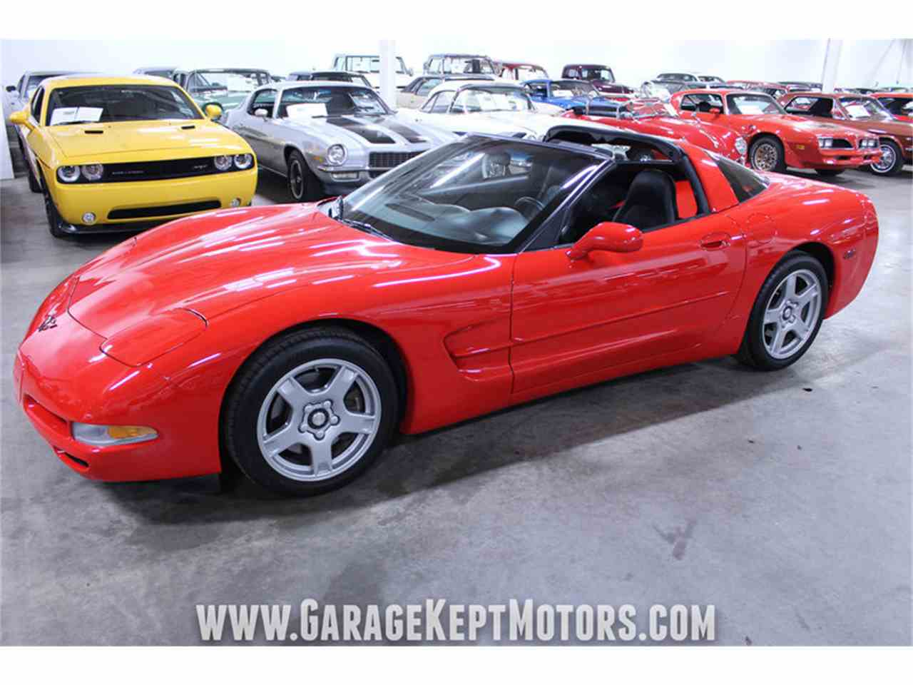 Large Picture of 1998 Chevrolet Corvette located in Michigan - $17,900.00 Offered by Garage Kept Motors - MFAU