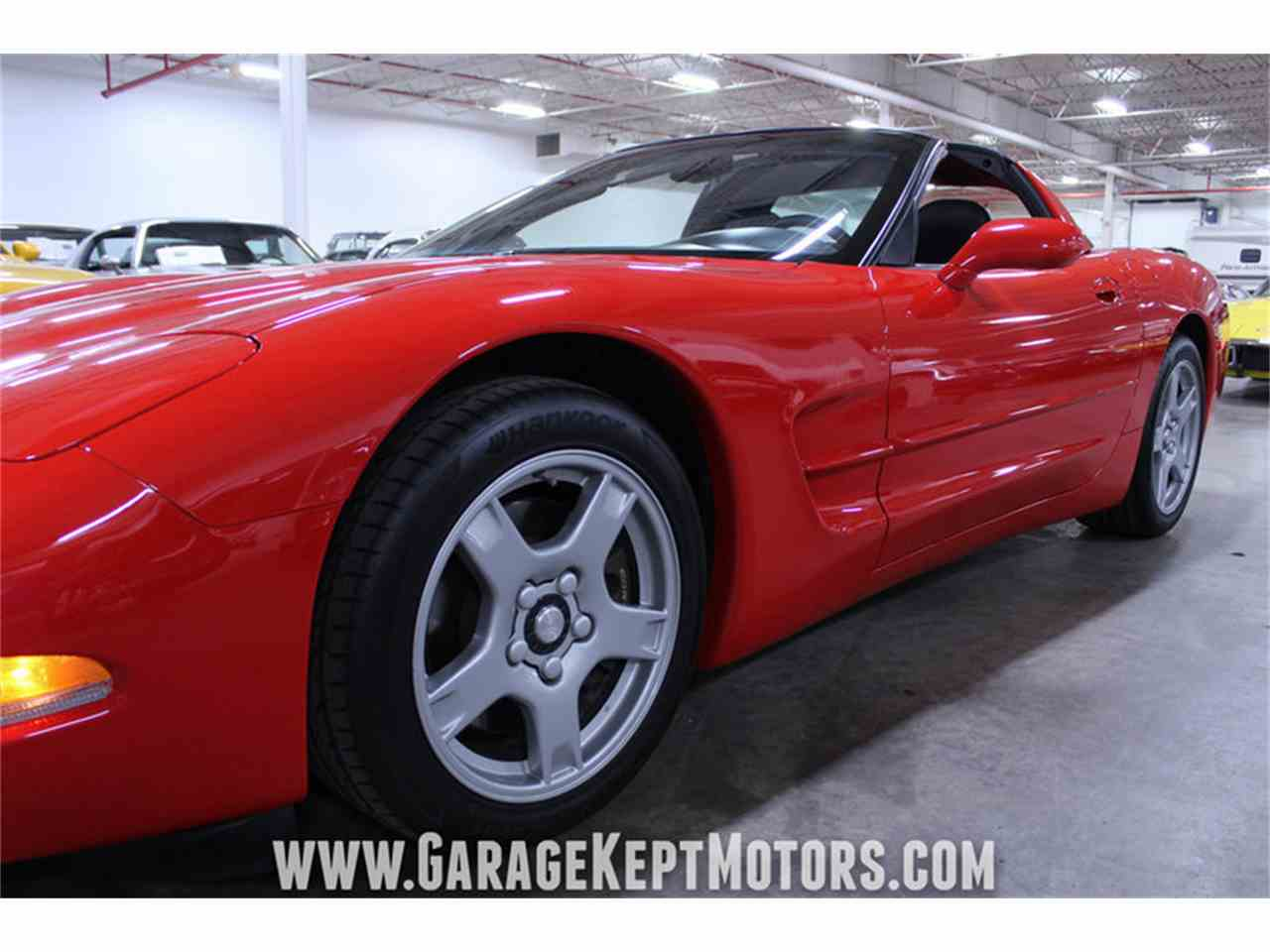 Large Picture of '98 Chevrolet Corvette - $17,900.00 Offered by Garage Kept Motors - MFAU