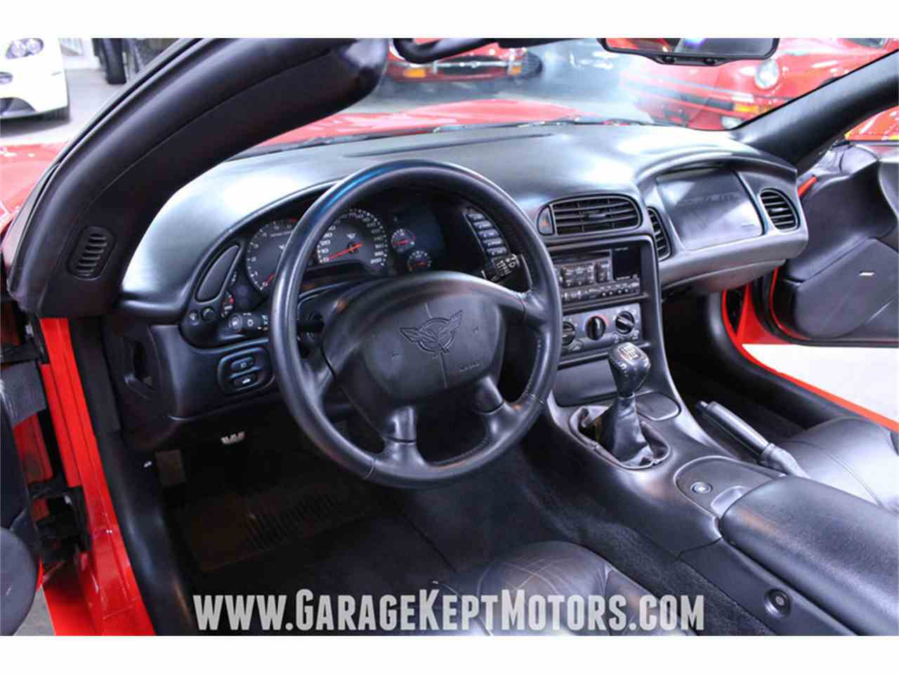 Large Picture of '98 Chevrolet Corvette located in Grand Rapids Michigan Offered by Garage Kept Motors - MFAU