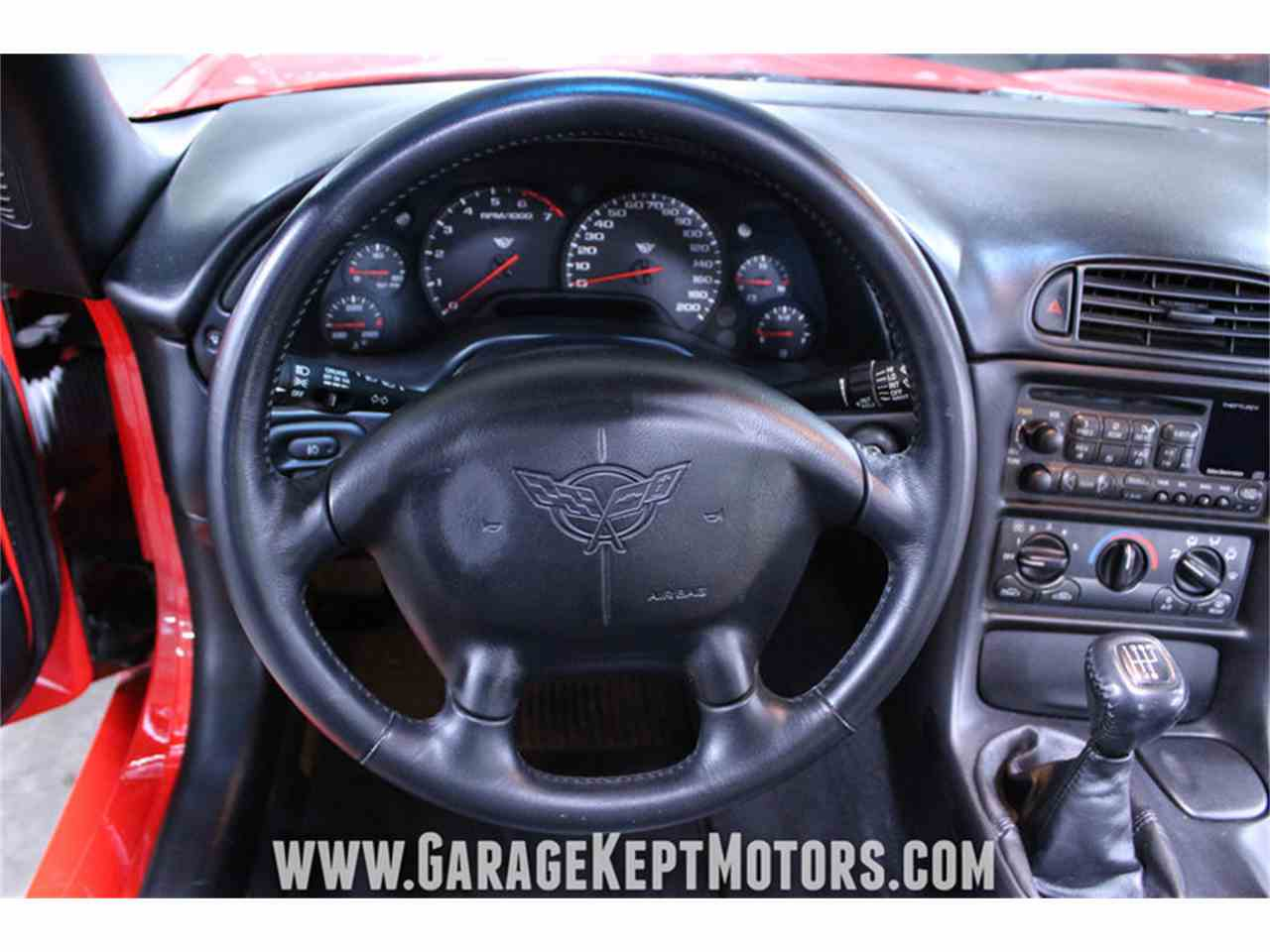 Large Picture of 1998 Chevrolet Corvette - $17,900.00 Offered by Garage Kept Motors - MFAU