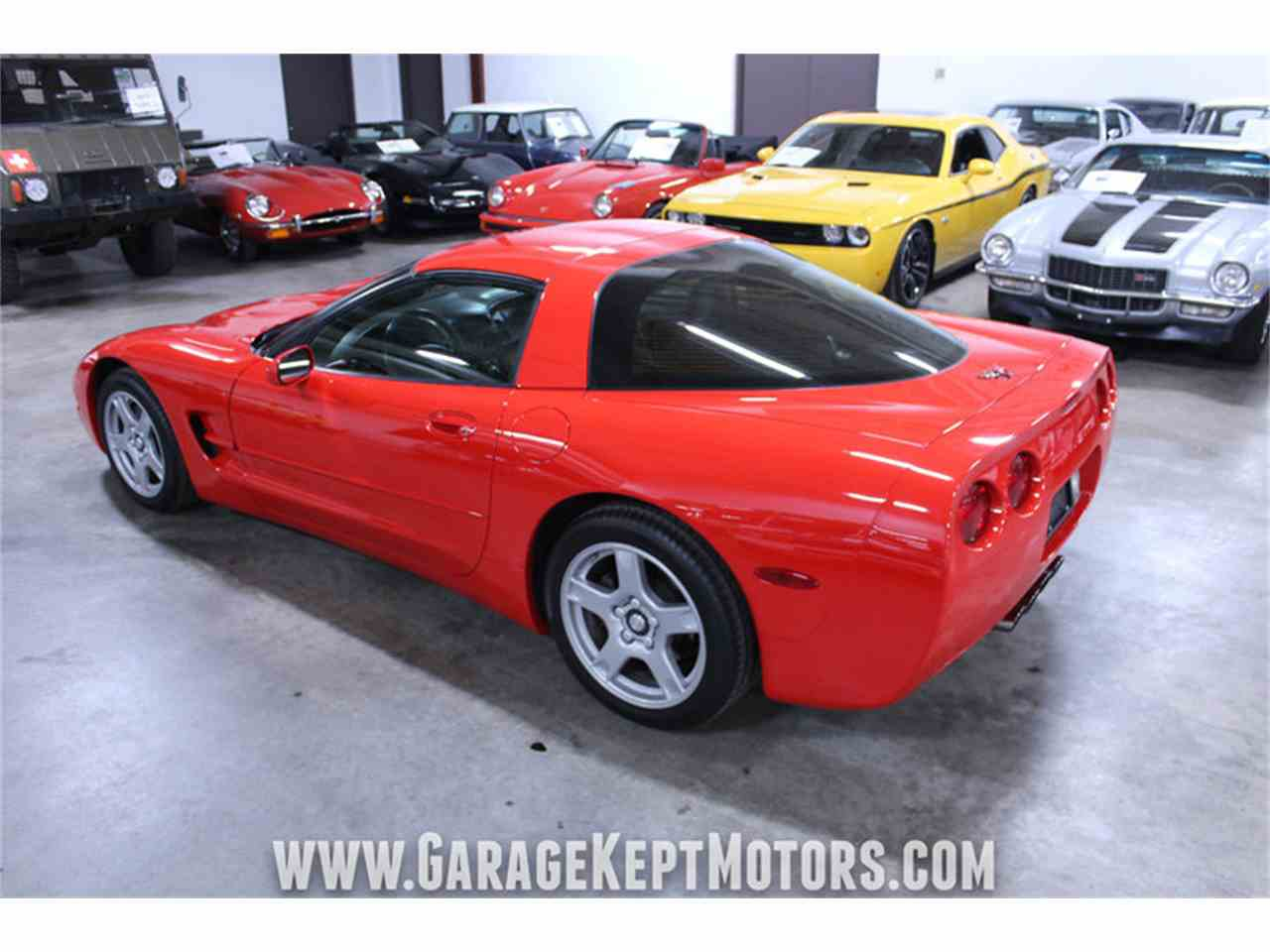 Large Picture of '98 Corvette - $17,900.00 Offered by Garage Kept Motors - MFAU