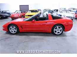 Picture of 1998 Corvette located in Michigan Offered by Garage Kept Motors - MFAU