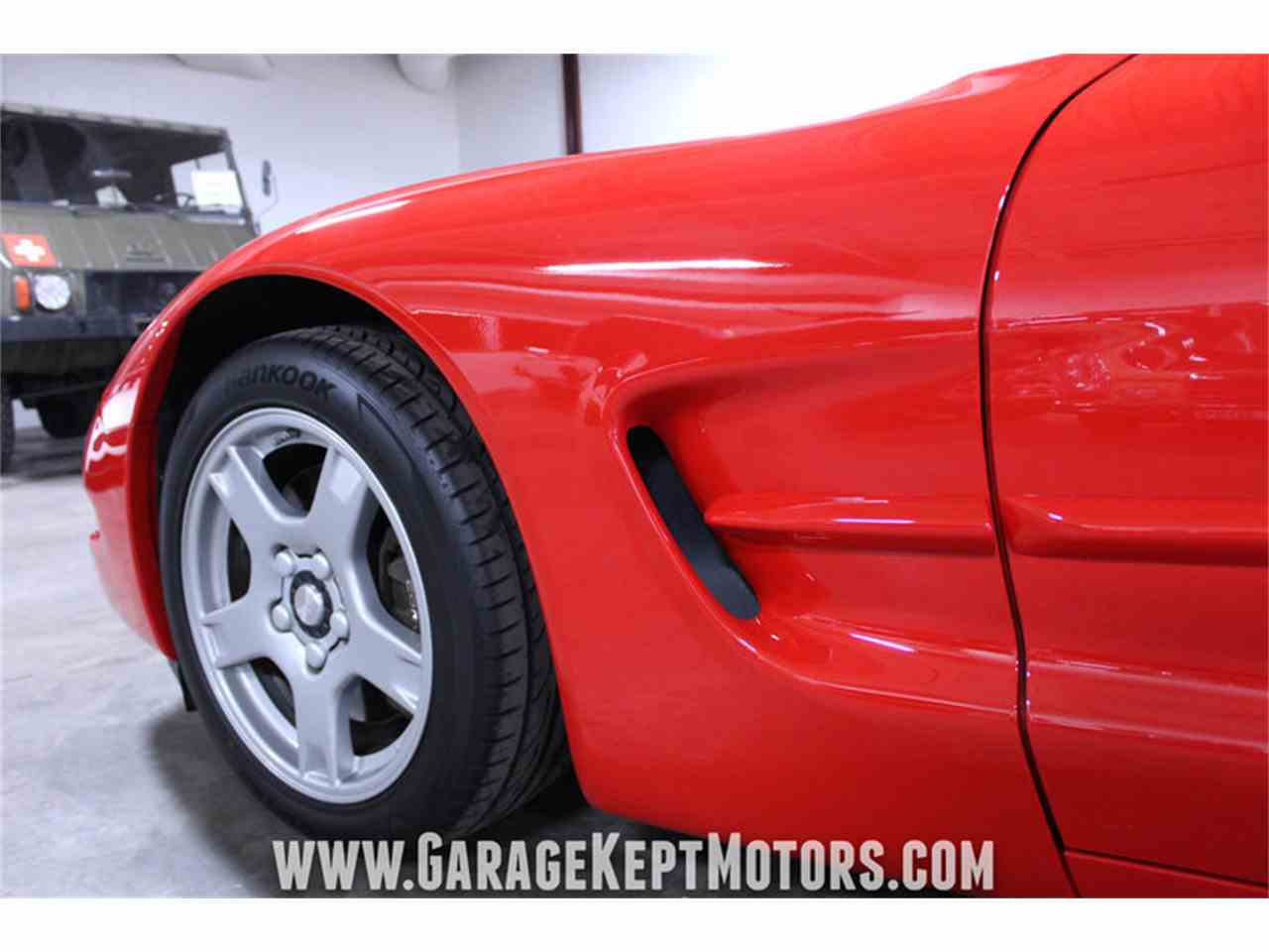 Large Picture of 1998 Chevrolet Corvette located in Grand Rapids Michigan Offered by Garage Kept Motors - MFAU