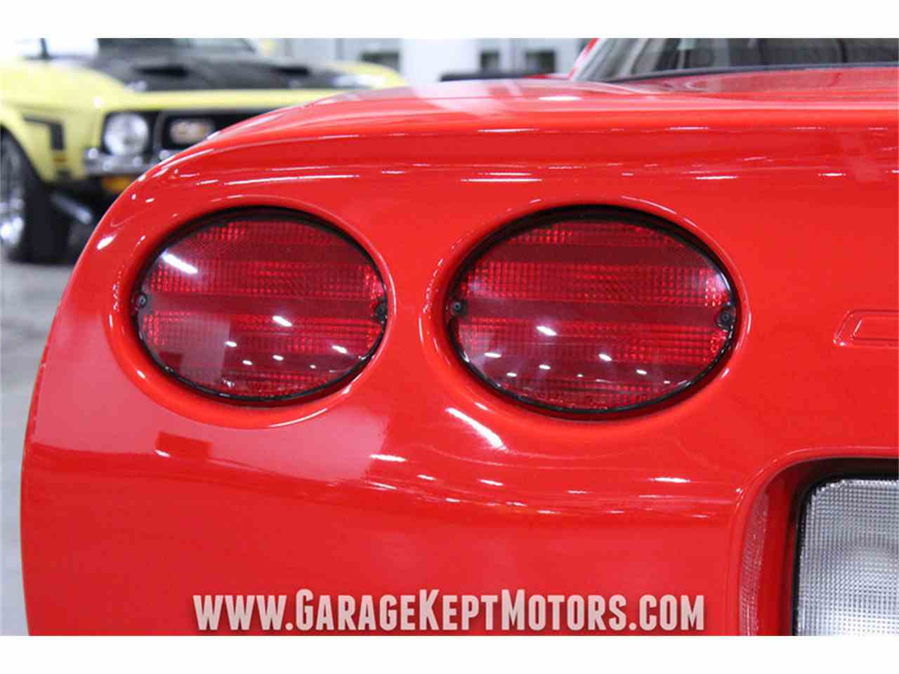 Large Picture of '98 Corvette Offered by Garage Kept Motors - MFAU