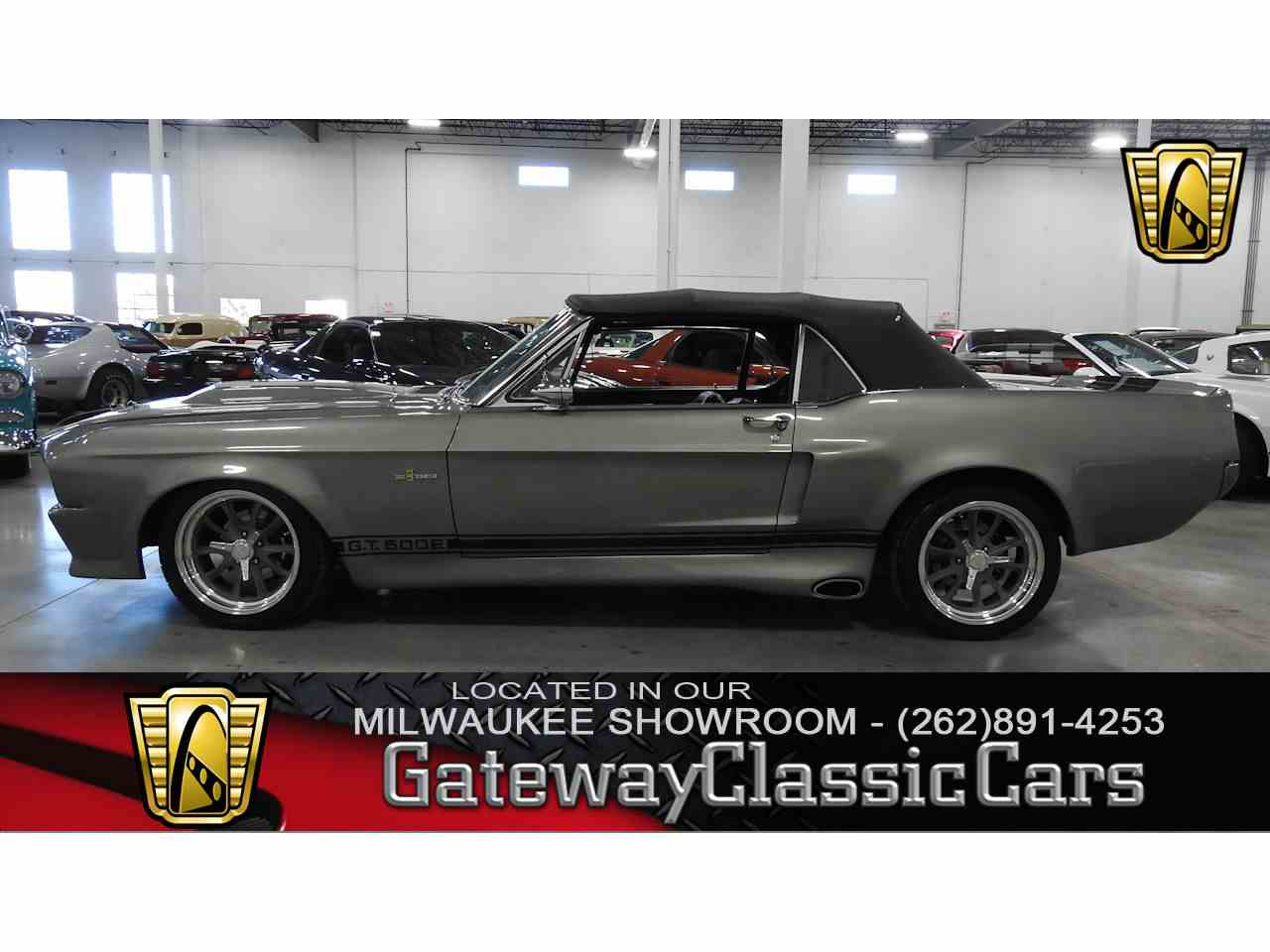1967 Ford Mustang for Sale | ClassicCars.com | CC-1046333