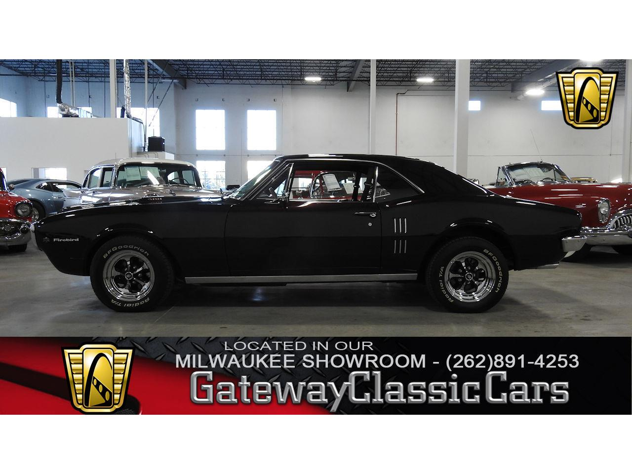 Large Picture of Classic 1967 Pontiac Firebird - $34,995.00 Offered by Gateway Classic Cars - Milwaukee - MFCU