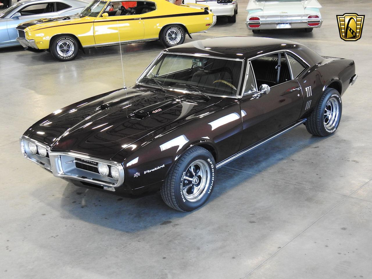 Large Picture of Classic '67 Pontiac Firebird located in Kenosha Wisconsin - $34,995.00 Offered by Gateway Classic Cars - Milwaukee - MFCU