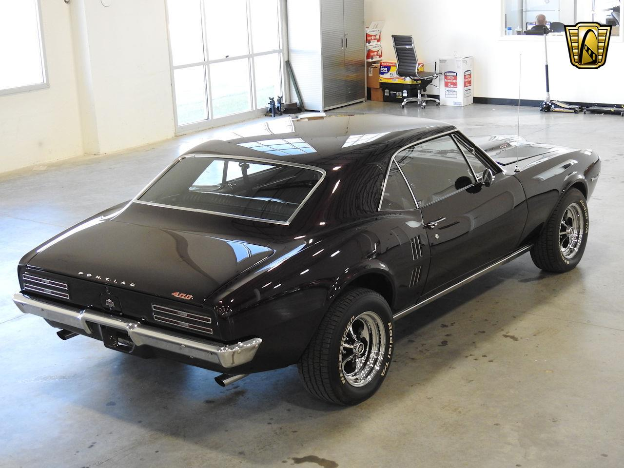 Large Picture of 1967 Pontiac Firebird located in Kenosha Wisconsin Offered by Gateway Classic Cars - Milwaukee - MFCU