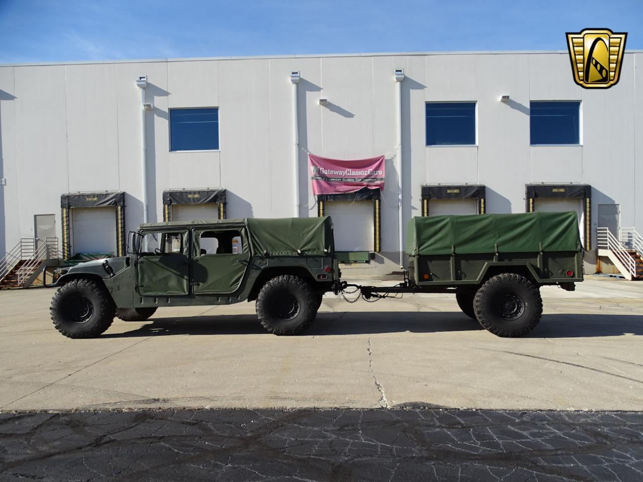 Large Picture of '87 Hummer Offered by Gateway Classic Cars - Indianapolis - MFCX