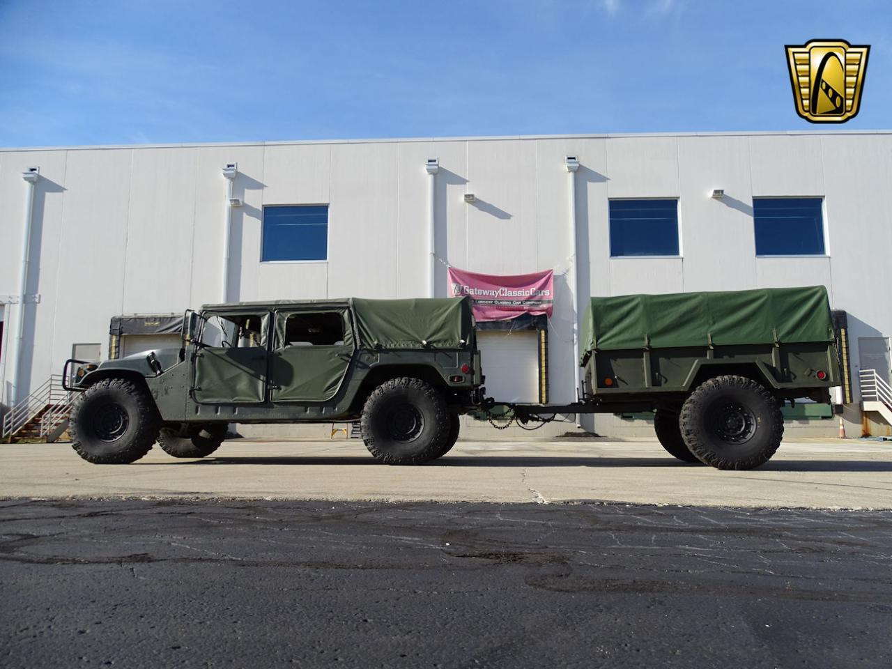 Large Picture of 1987 AM General Hummer - MFCX