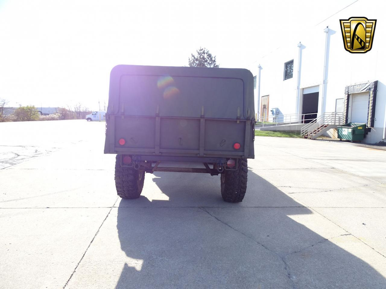 Large Picture of 1987 Hummer located in Indianapolis Indiana Offered by Gateway Classic Cars - Indianapolis - MFCX