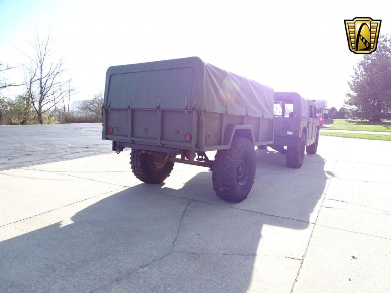 Large Picture of '87 Hummer located in Indiana - $34,595.00 Offered by Gateway Classic Cars - Indianapolis - MFCX