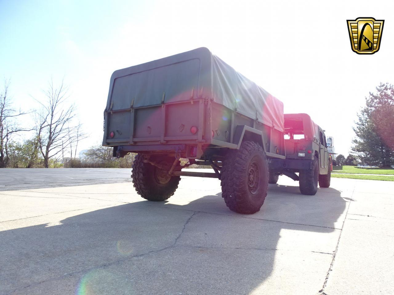 Large Picture of '87 Hummer - $34,595.00 Offered by Gateway Classic Cars - Indianapolis - MFCX