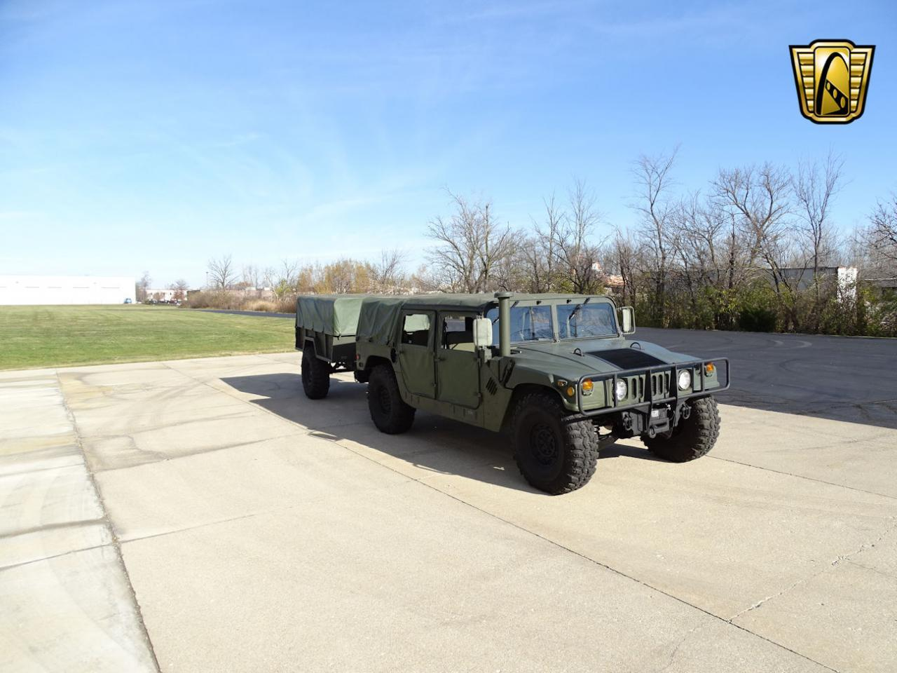 Large Picture of '87 AM General Hummer - MFCX