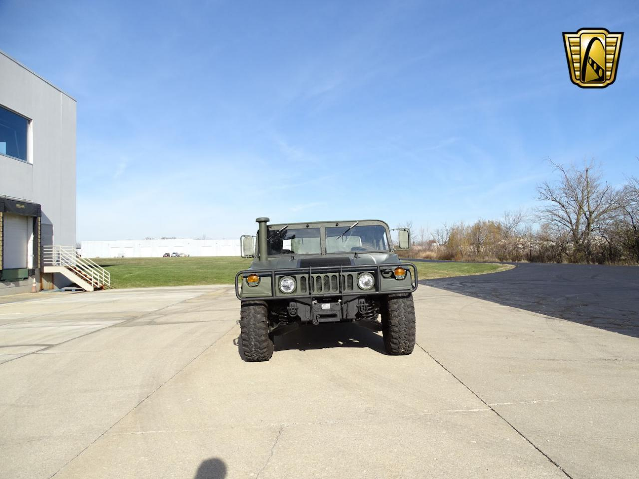 Large Picture of 1987 AM General Hummer located in Indianapolis Indiana Offered by Gateway Classic Cars - Indianapolis - MFCX