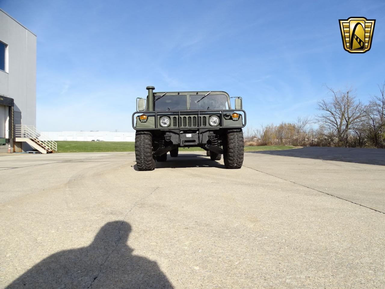 Large Picture of 1987 AM General Hummer Offered by Gateway Classic Cars - Indianapolis - MFCX