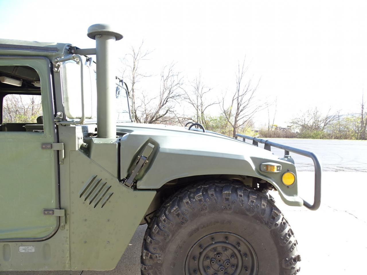 Large Picture of '87 AM General Hummer Offered by Gateway Classic Cars - Indianapolis - MFCX