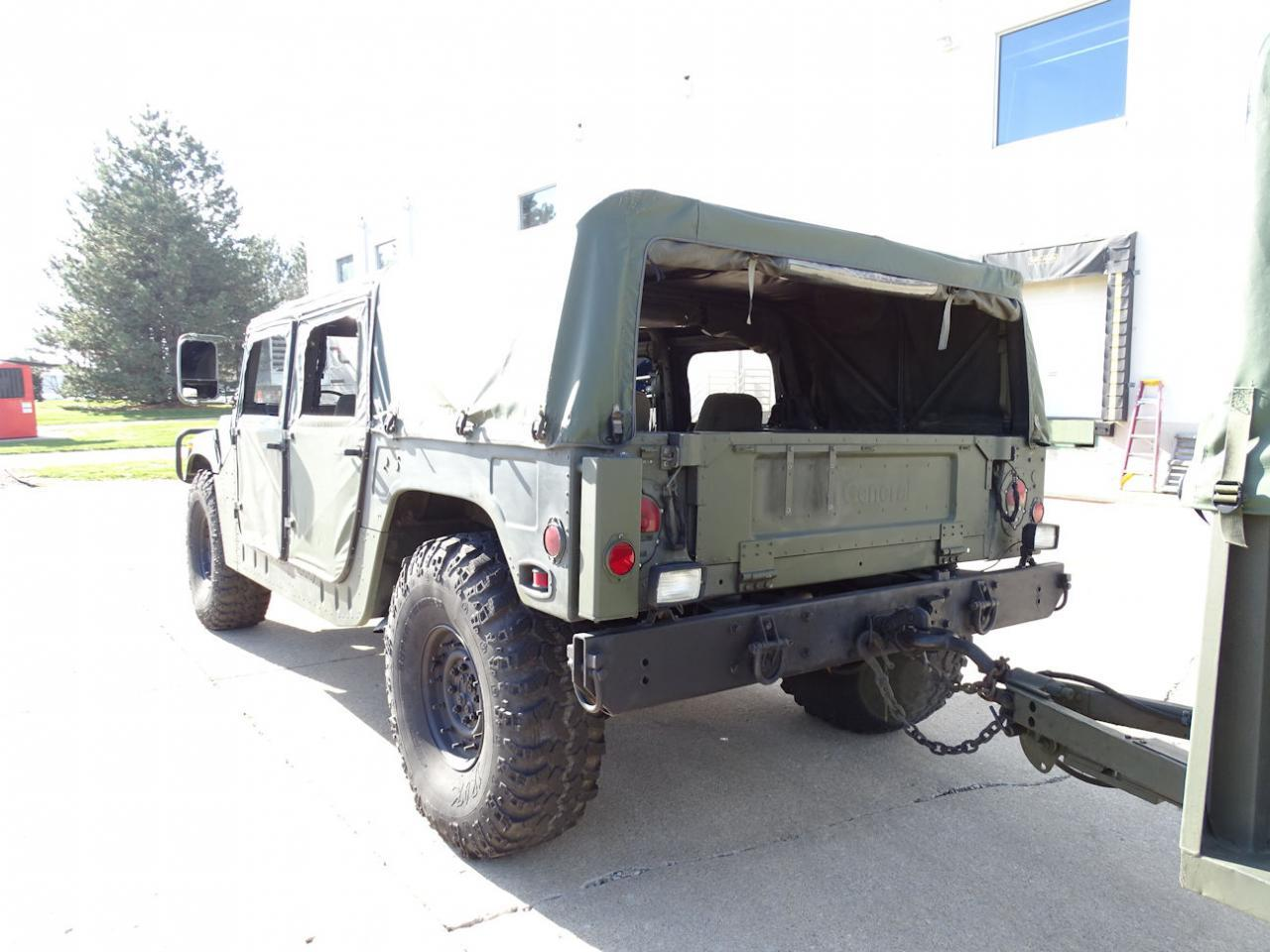 Large Picture of 1987 AM General Hummer located in Indiana - $34,595.00 Offered by Gateway Classic Cars - Indianapolis - MFCX