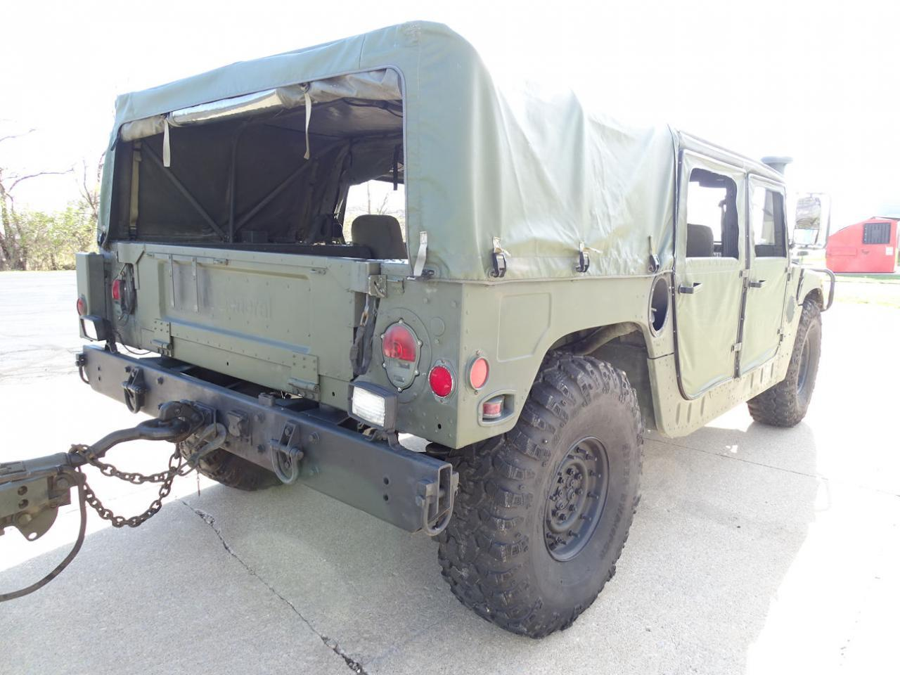 Large Picture of '87 Hummer located in Indiana - $34,595.00 - MFCX