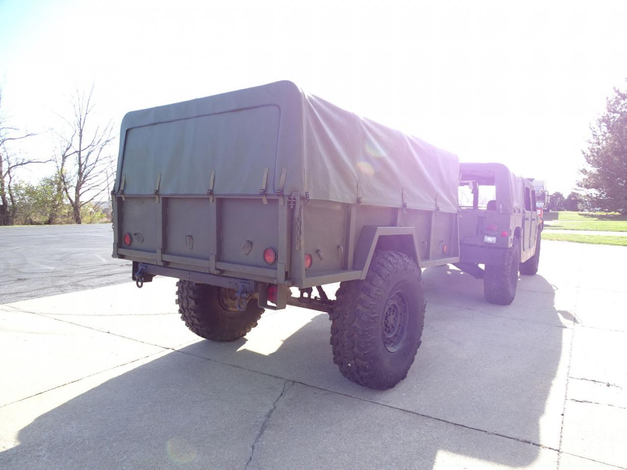 Large Picture of 1987 Hummer located in Indiana Offered by Gateway Classic Cars - Indianapolis - MFCX