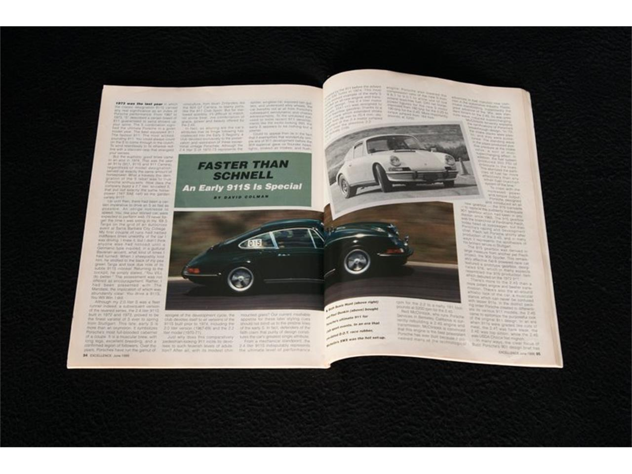 Large Picture of Classic '73 Porsche 911 - $349,900.00 - MFCY