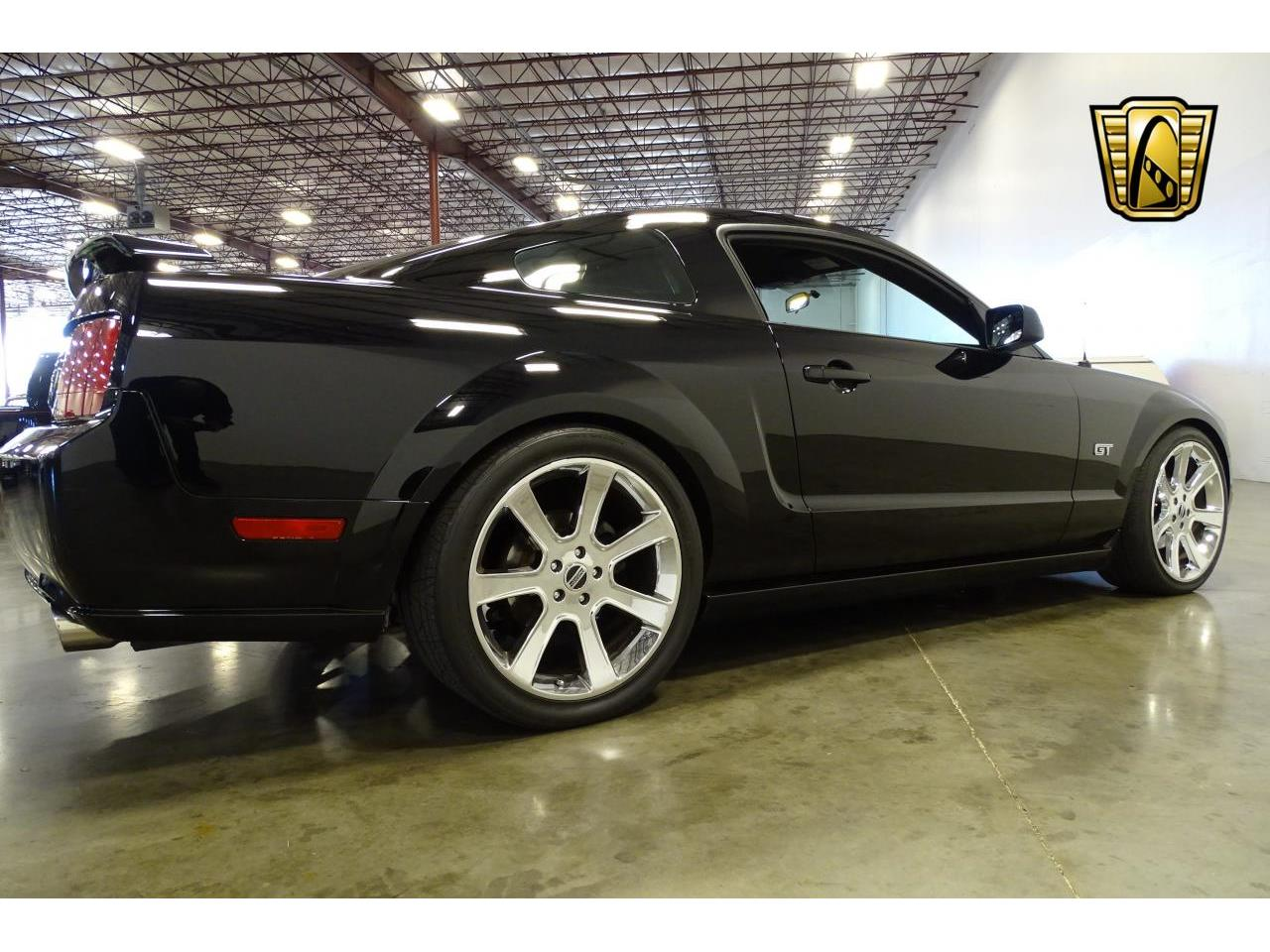Large Picture of '06 Mustang - MFDI