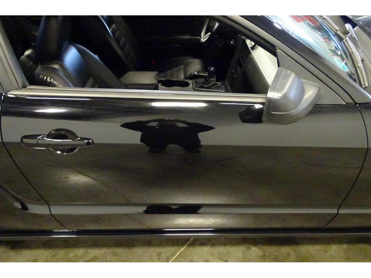 Large Picture of 2006 Ford Mustang - MFDI
