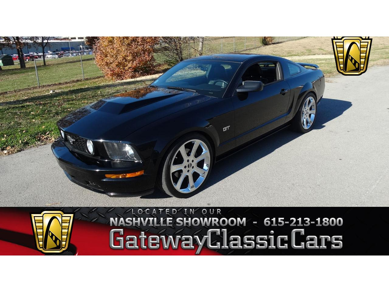 Large Picture of 2006 Ford Mustang located in La Vergne Tennessee Offered by Gateway Classic Cars - Nashville - MFDI