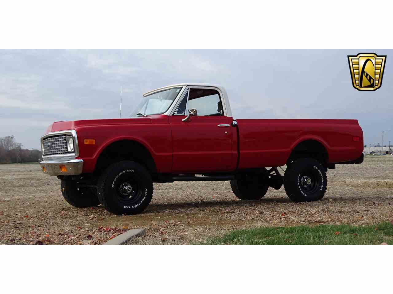 Large Picture of '72 K-10 located in Illinois Offered by Gateway Classic Cars - St. Louis - MFDJ