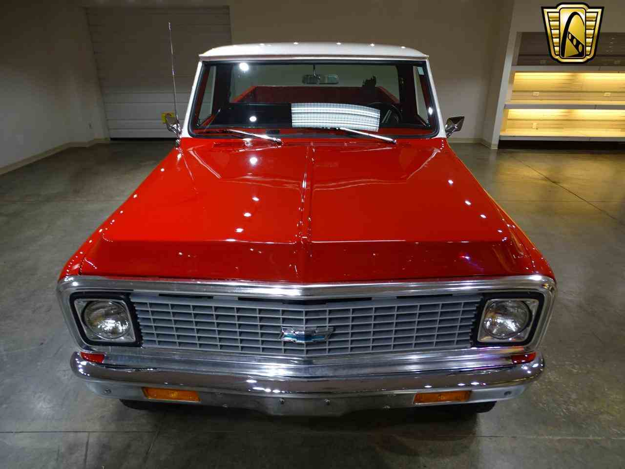 Large Picture of Classic '72 K-10 located in Illinois Offered by Gateway Classic Cars - St. Louis - MFDJ