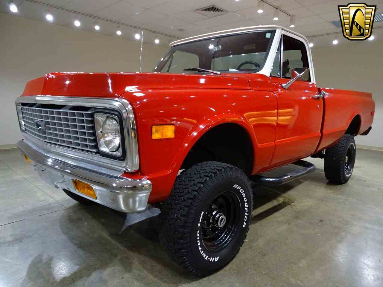 Large Picture of '72 Chevrolet K-10 located in Illinois - $22,995.00 - MFDJ