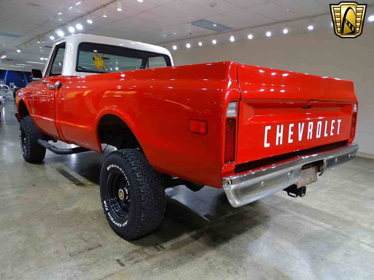 Large Picture of Classic 1972 K-10 - MFDJ