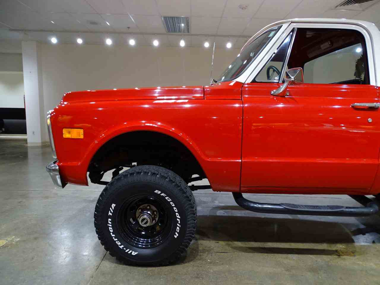 Large Picture of 1972 Chevrolet K-10 located in O'Fallon Illinois - MFDJ