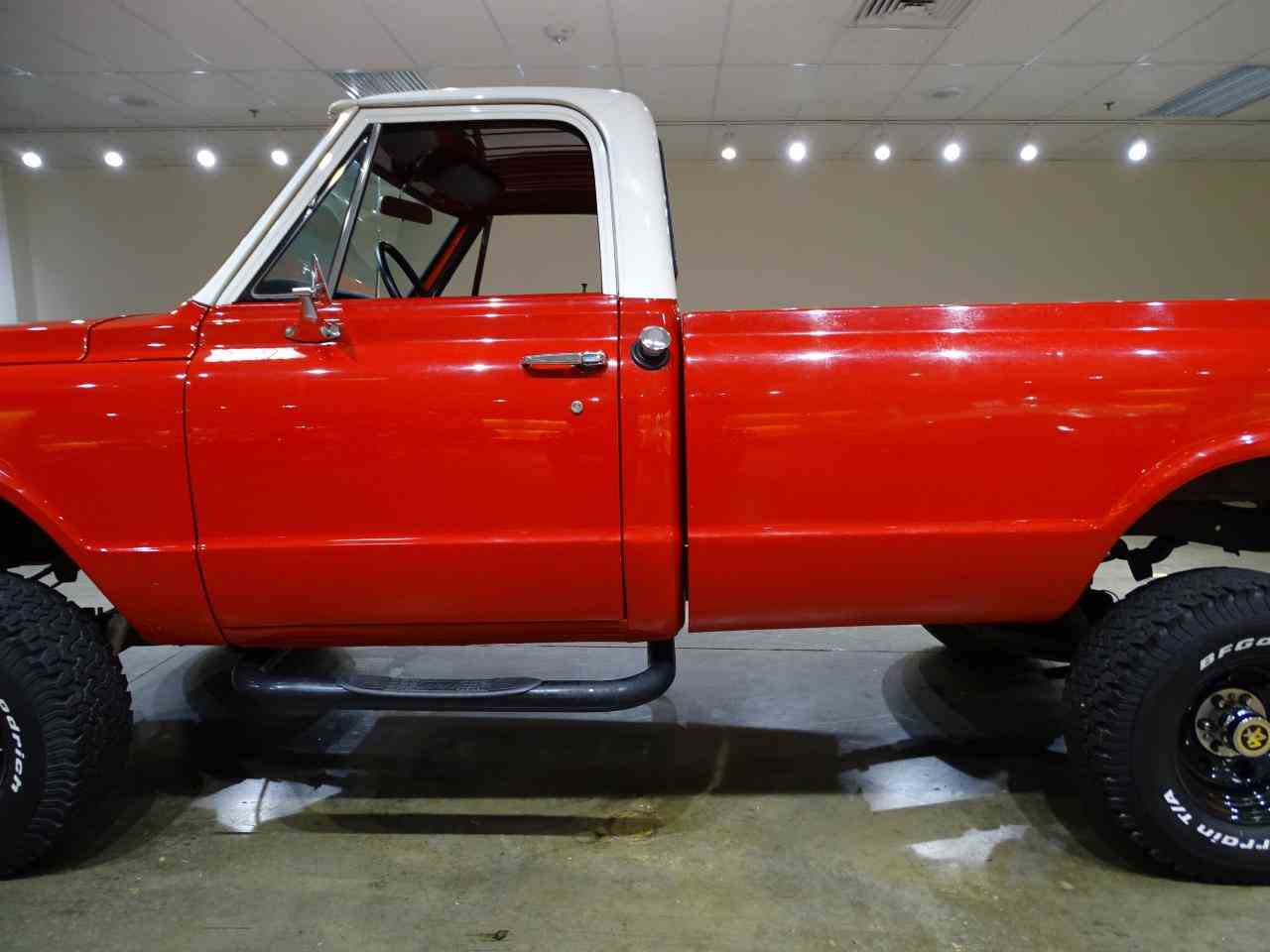 Large Picture of 1972 K-10 located in Illinois - $22,995.00 Offered by Gateway Classic Cars - St. Louis - MFDJ