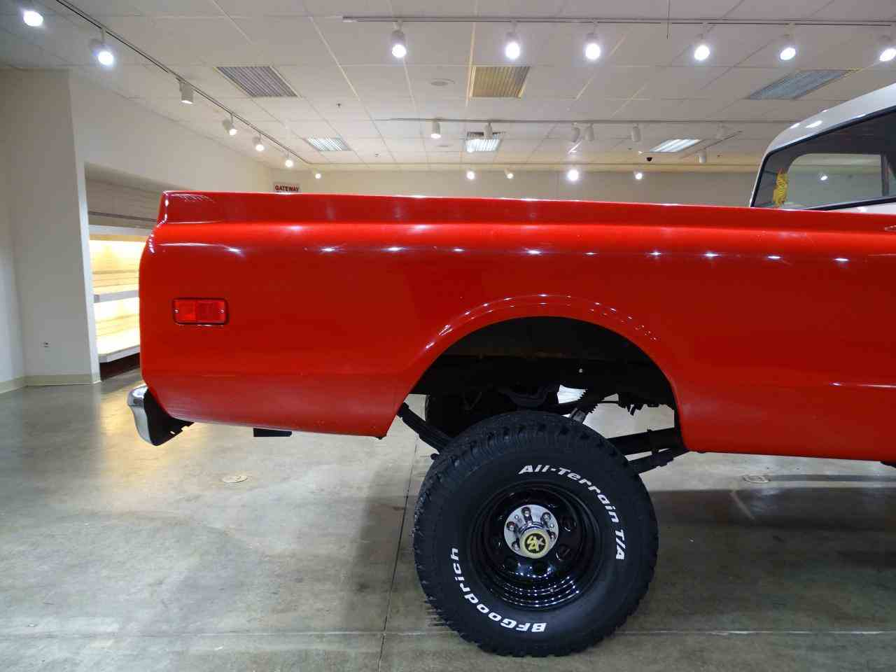 Large Picture of Classic 1972 K-10 Offered by Gateway Classic Cars - St. Louis - MFDJ