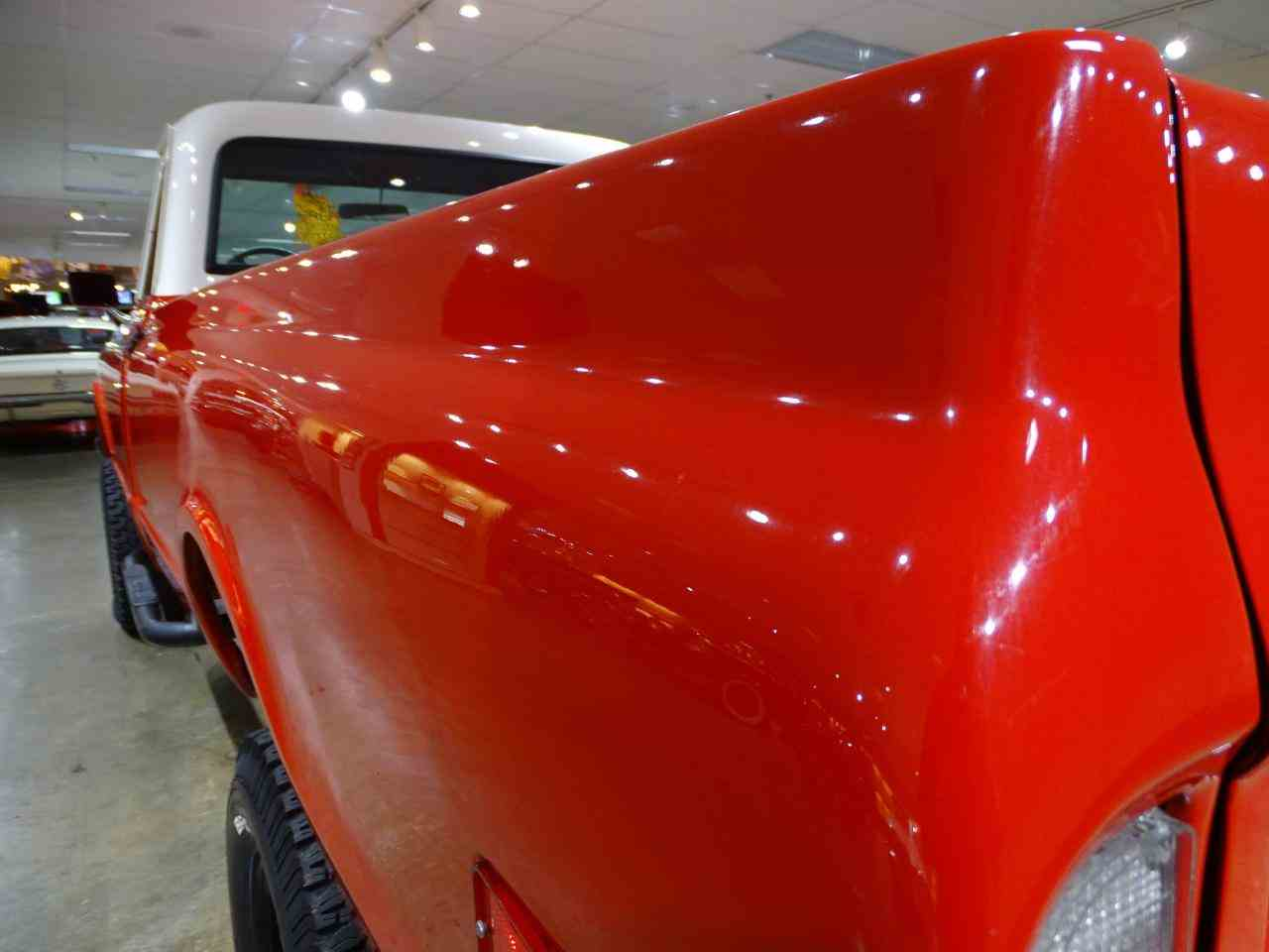 Large Picture of '72 Chevrolet K-10 - $22,995.00 Offered by Gateway Classic Cars - St. Louis - MFDJ