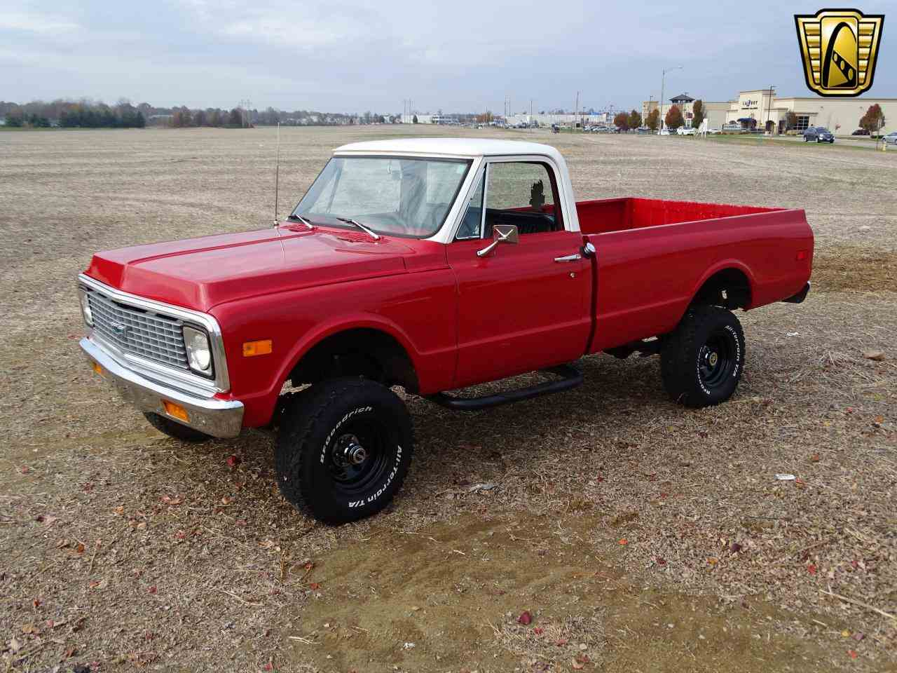 Large Picture of 1972 Chevrolet K-10 - $22,995.00 - MFDJ