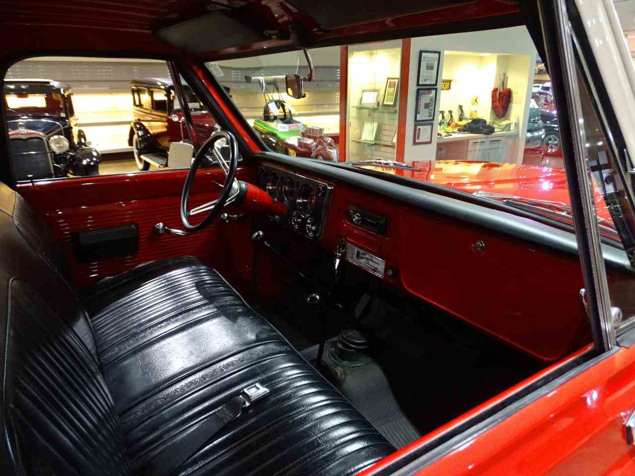 Large Picture of Classic '72 Chevrolet K-10 - $22,995.00 Offered by Gateway Classic Cars - St. Louis - MFDJ