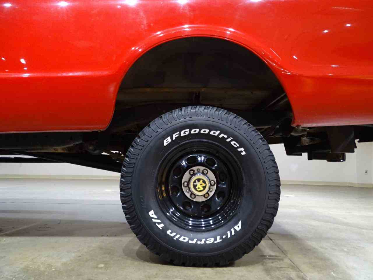 Large Picture of Classic 1972 Chevrolet K-10 - MFDJ