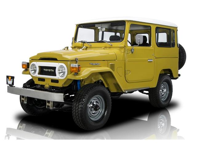 Picture of 1978 Toyota Land Cruiser FJ40 Offered by  - MFDQ