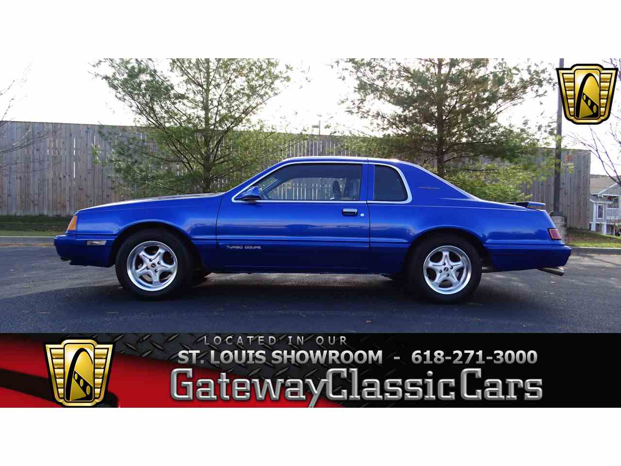 Large Picture of 1984 Ford Thunderbird located in O'Fallon Illinois - $8,995.00 Offered by Gateway Classic Cars - St. Louis - MFDZ