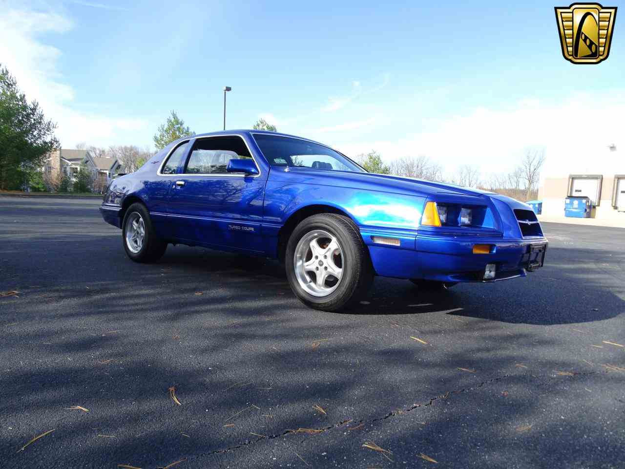 Large Picture of 1984 Thunderbird - $8,995.00 Offered by Gateway Classic Cars - St. Louis - MFDZ