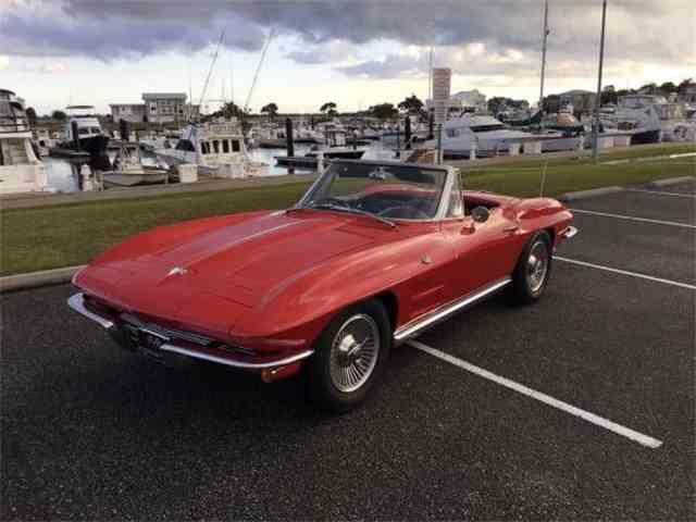 Picture of '63 Corvette - MFER