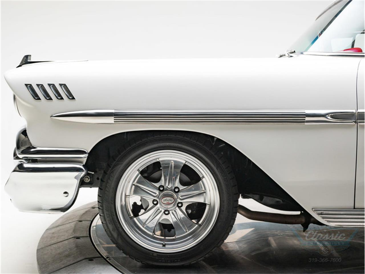 Large Picture of '58 Impala - MFF0